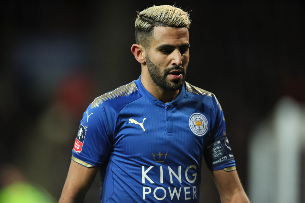 Leicester City players are not angry at Riyad Mahrez, states Foxes midfielder Marc Albrighton