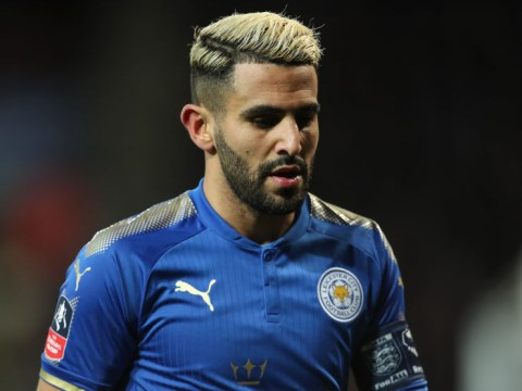 Manchester City to submit new offer to sign Riyad Mahrez from Leicester City