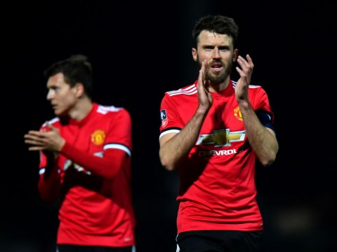 Michael Carrick claims playing for England made him depressed