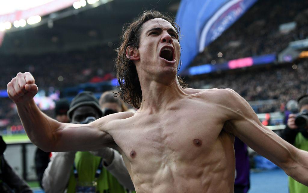Edinson Cavani breaks Zlatan Ibrahimovic's record to become Paris Saint-Germain's all-time leading goalscorer