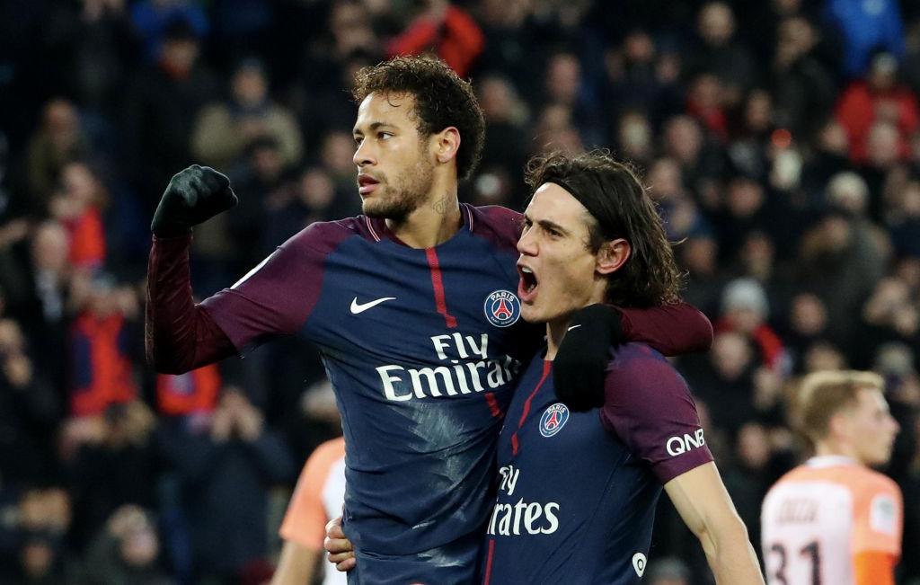 Neymar reveals the reason he took record-breaking penalty from Edinson Cavani