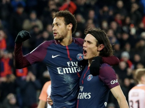 Neymar reveals the reason he took record-breaking penalty from Edinson Cavani