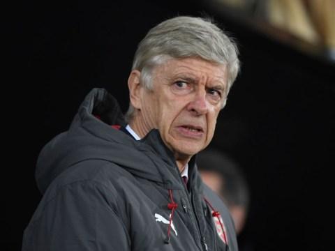 Arsene Wenger reveals the reason Arsenal did not sign Jonny Evans in January