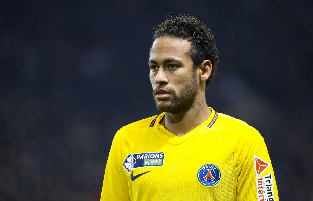 PSG star Neymar has already requested Real Madrid shirt number