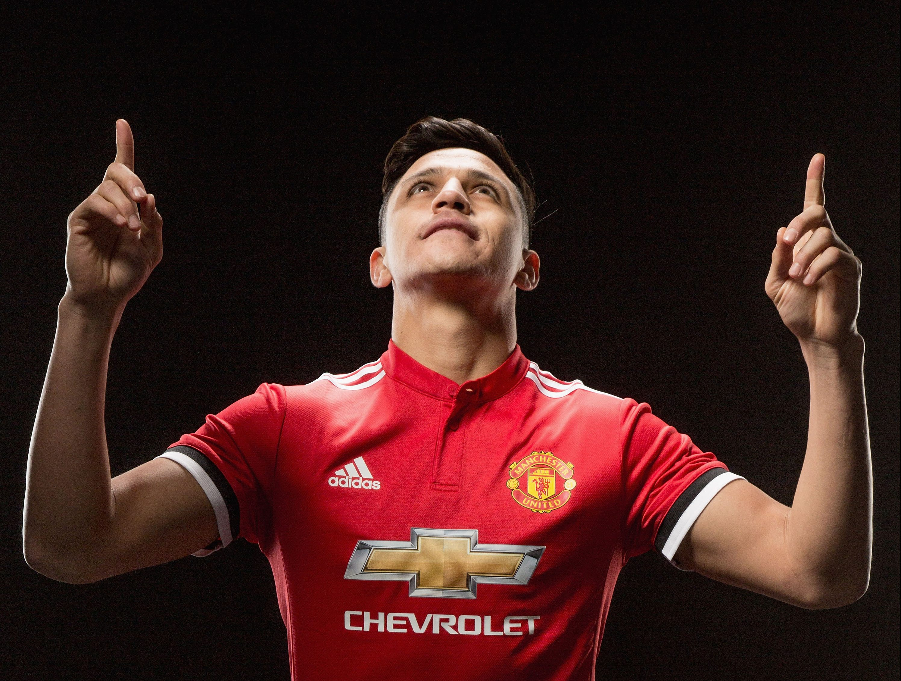 Alexis Sanchez completed his move to Manchester United from Arsenal earlier this week