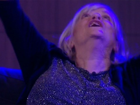 Ann Widdecombe thought she had been evicted from Celebrity Big Brother and got all excited