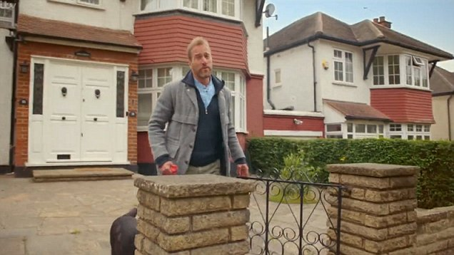 Ben Fogle sees the funny side after Britain's Favourite Dogs viewers mock him for epic gate fail