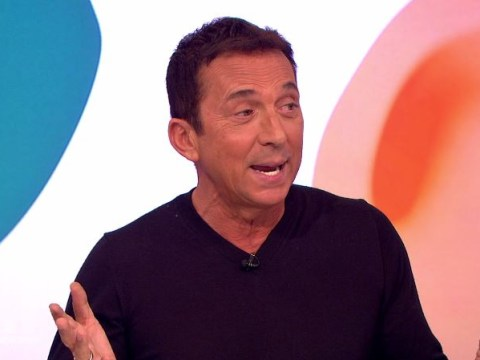 'Can you say p*ss-take?': Strictly's Bruno Tonioli accidentally swears live on Loose Women