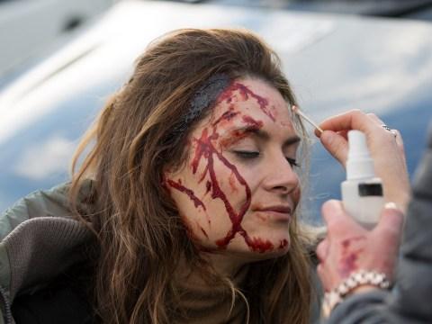 Emmerdale spoilers: Louise Marwood speaks out as Chrissie White dies in crash horror
