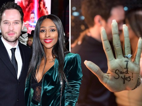 Alexandra Burke finally confirms engagement to Josh Ginnelly after romantic trip to Paris