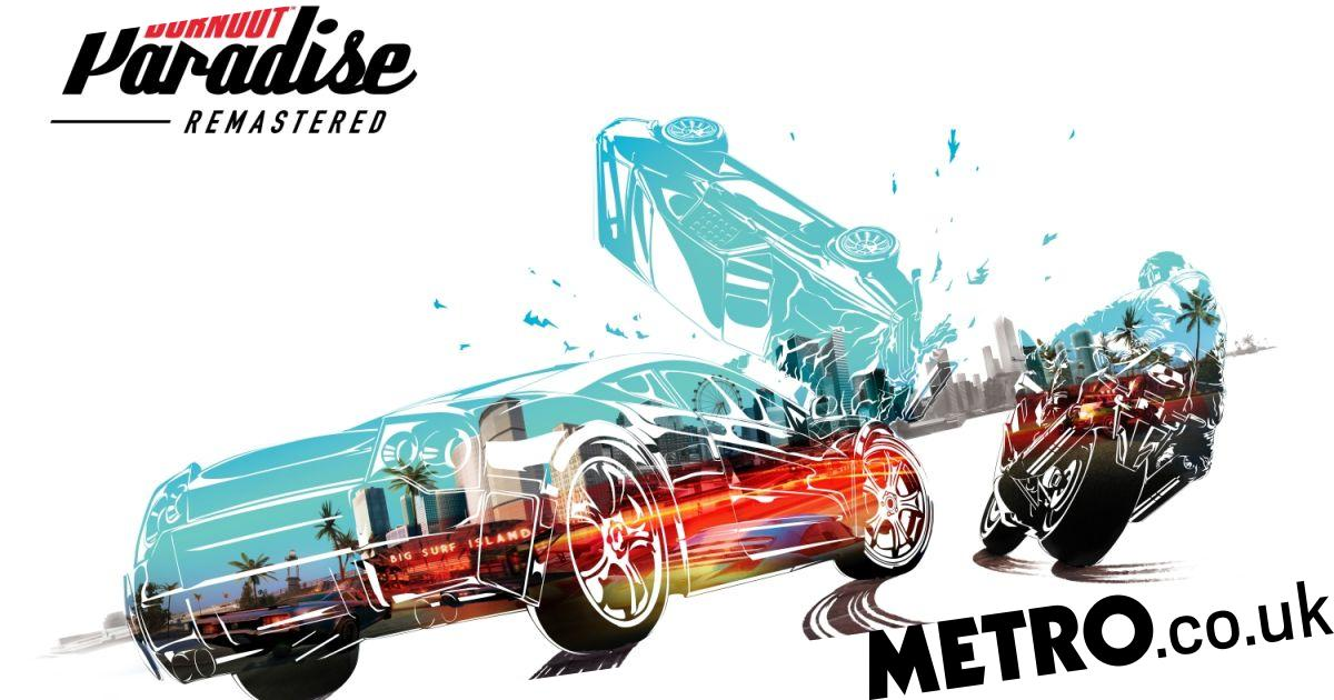 Burnout Paradise Remastered released date officially announced for
