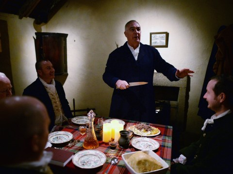 Happy Burns Night greeting: Do people say Happy Burns Night in Gaelic?