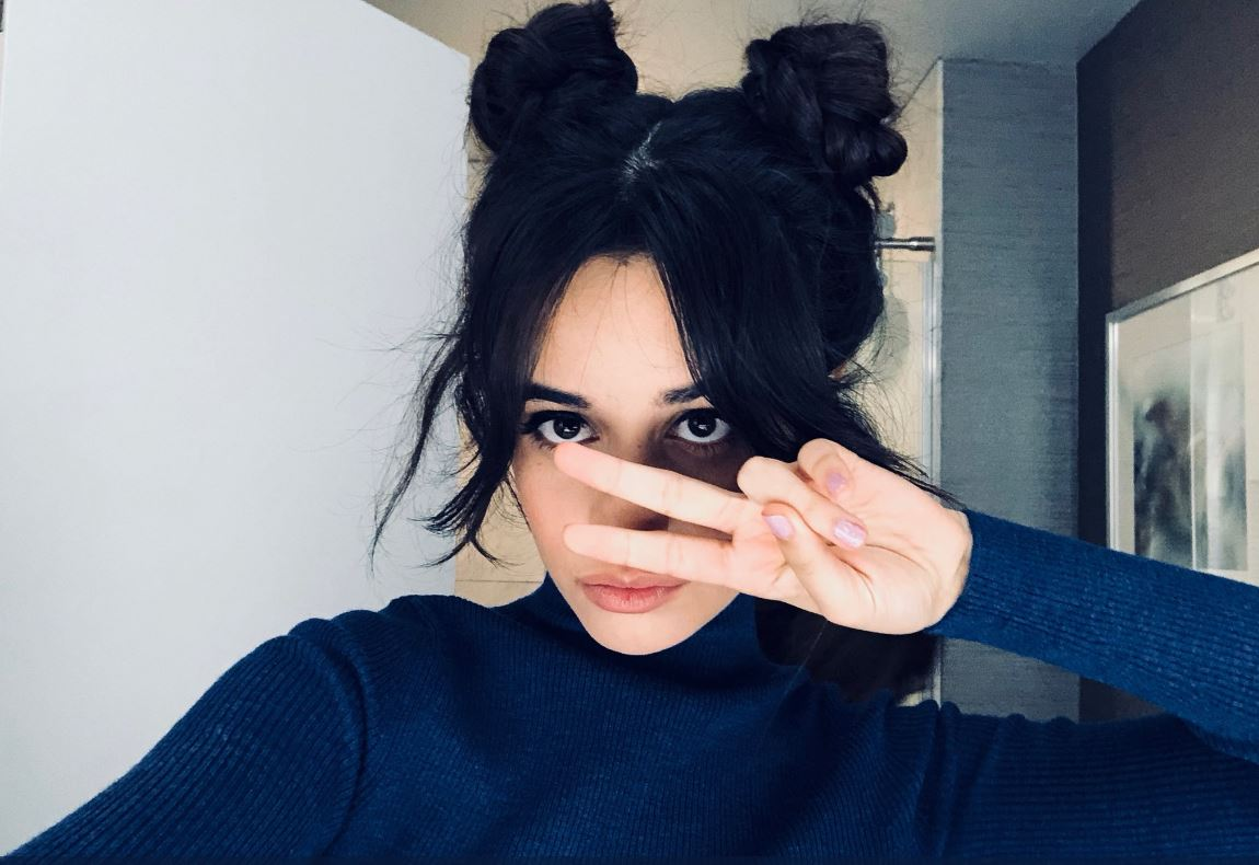 Camila Cabello freaks out as she counts down to album release: 'Someone hold me!'