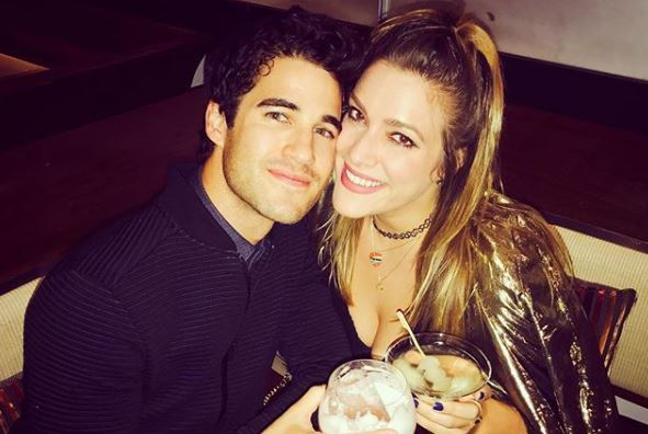How long have darren and mia been dating