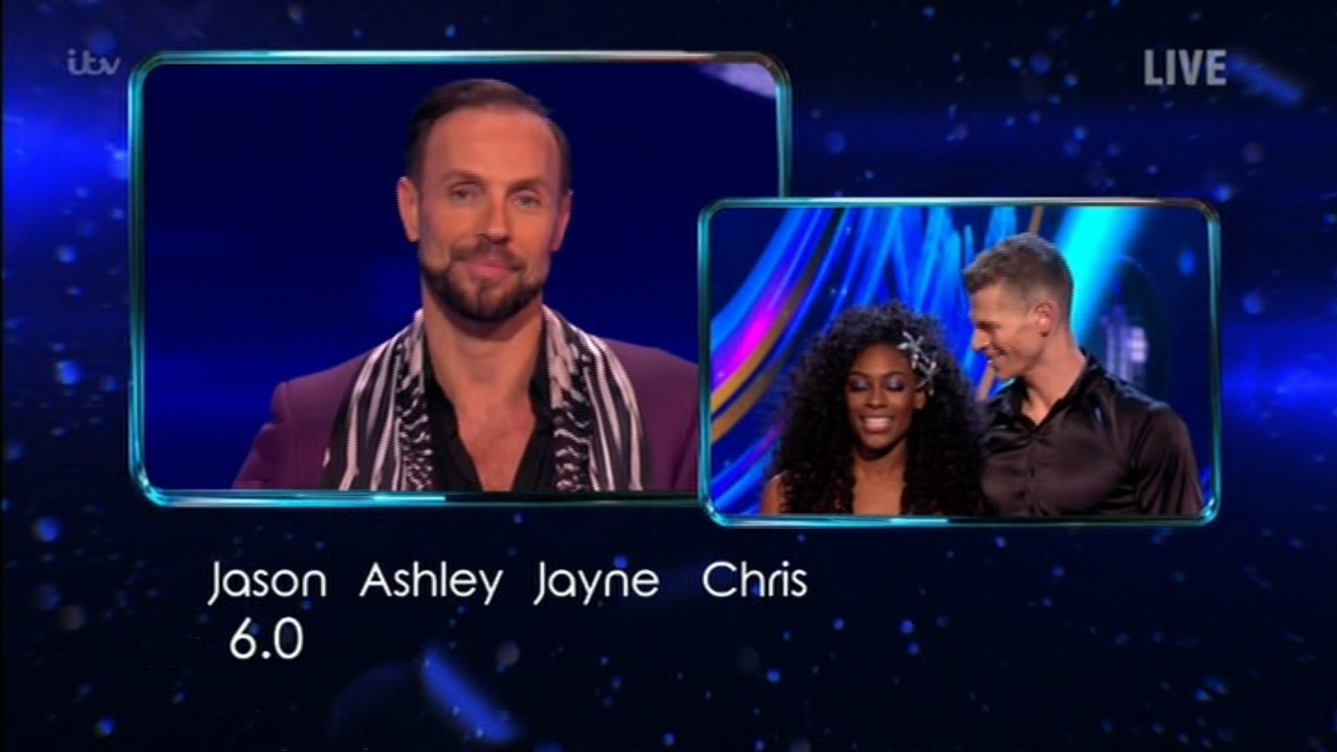 Jason Gardiner leaves Dancing On Ice fans shook after he awards rare high marks