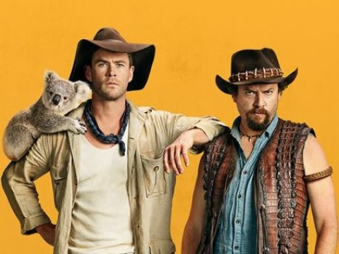 Crocodile Dundee sequel featuring Chris Hemsworth and Danny McBride confirmed to be ad for Tourism Australia