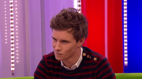 Eddie Redmayne teases 'darker' Fantastic Beasts 2 and reveals why he hates Hollyoaks