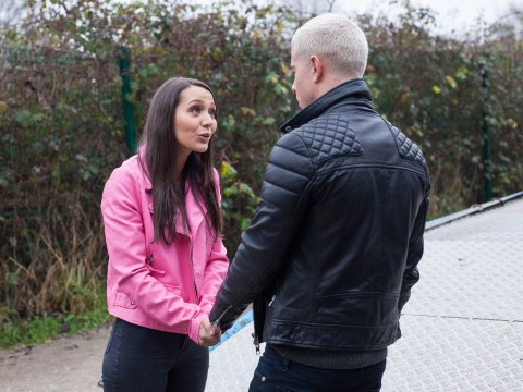 Hollyoaks spoilers: Reunion for Cleo McQueen and Joel Dexter as he saves her from sex abuser Pete Buchanan?