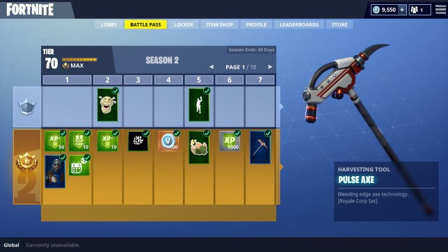 fortnite what is a battle pass and how do you get one - fortnite purchase options