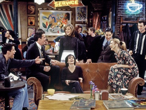 You cannot justify the reactionary attitudes on Friends by saying it's a 'product of its time'