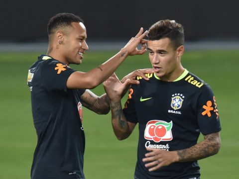 Philippe Coutinho mocked by Neymar after completing £142m Barcelona transfer
