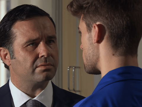 Emmerdale spoilers: Andrew Scarborough warns Joe Tate should be terrified of Graham Foster when their relationship explodes