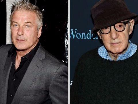 Alec Baldwin defends Woody Allen and brands criticism of director 'unfair'