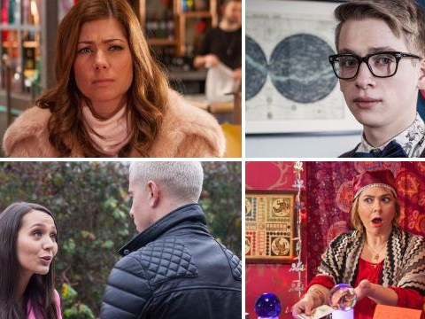 10 Hollyoaks spoilers: Danger for Cleo, Alfie's grief and Sienna's fury