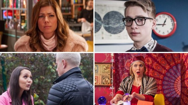 Hollyoaks spoilers for Maxine, Alfie, Cleo, Joel and Myra