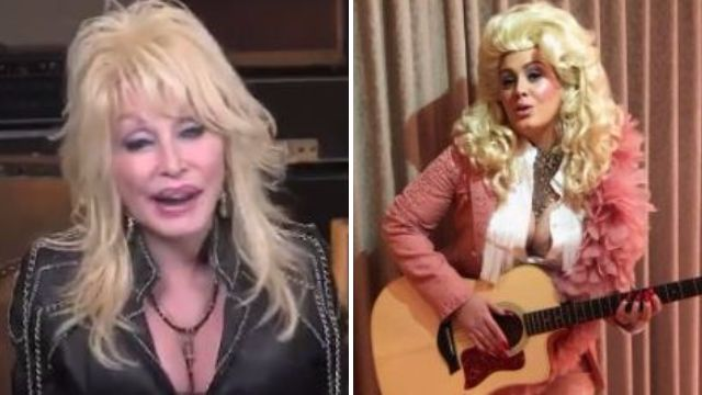 Dolly Parton 'honoured' by Adele's amazing tribute: 'You're making me look good'