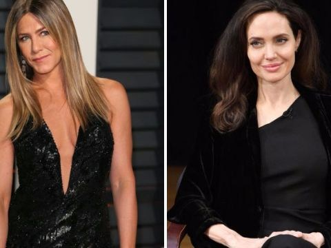 Jennifer Aniston and Angelina Jolie to come face to face for first time since Brangelina split