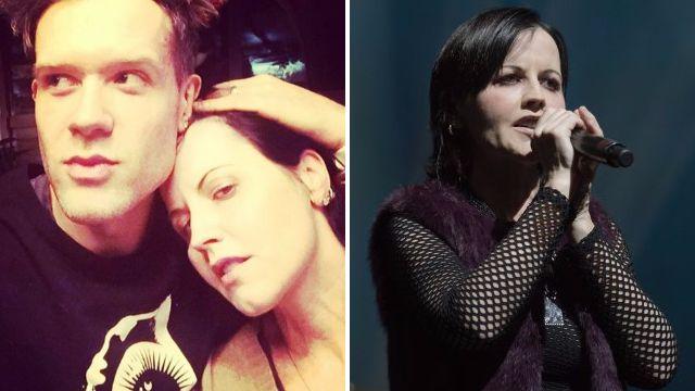 Dolores O'Riordan's 'heartbroken' boyfriend pays tribute to late Cranberries star following death