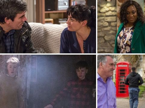 10 Emmerdale spoilers: Death crash aftermath, Joe Tate killer twist, Moira and Cain passion