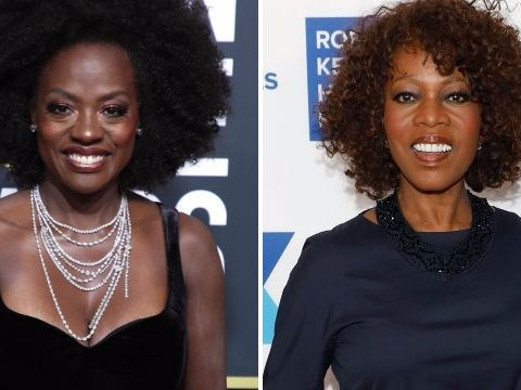 Issa Rae overheard someone mistake Viola Davis for Alfre Woodard at the Golden Globes