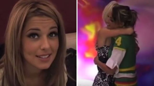 Girls Aloud and Katie Price congratulate each other on being 'skinny' in cringe throwback clip