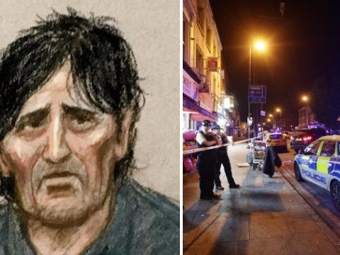 'Van splattered worshippers over the place' in deadly Finsbury Park attack