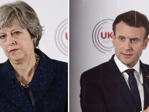 UK and France sign new treaty on Calais migrants
