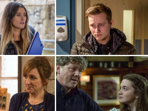 10 Emmerdale spoilers: Rebecca exposes Lachlan, Ross acid attack horror and Gabby's sneaky plan