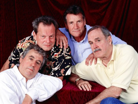There's no more Monty Python, ten reunion shows was enough, says Michael Palin