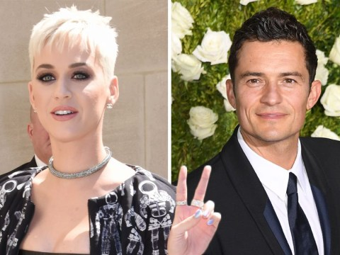 Katy Perry and Orlando Bloom 'back together' as she 'couldn't cut him off'