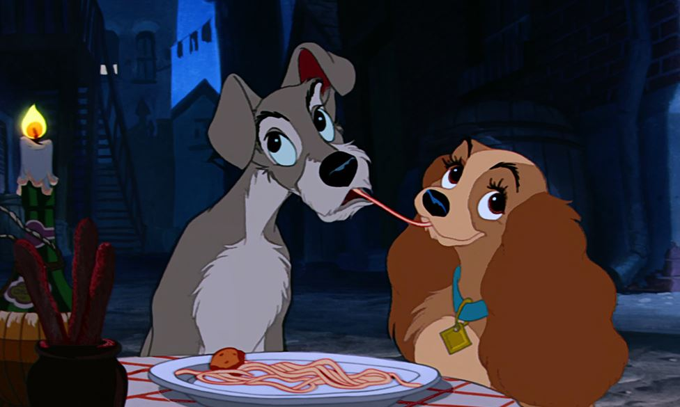 Disney's Lady and the Tramp is getting its own live action remake