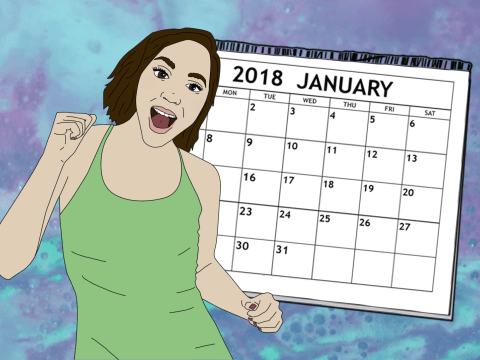 January is actually the best time of year for my mental health – here's why