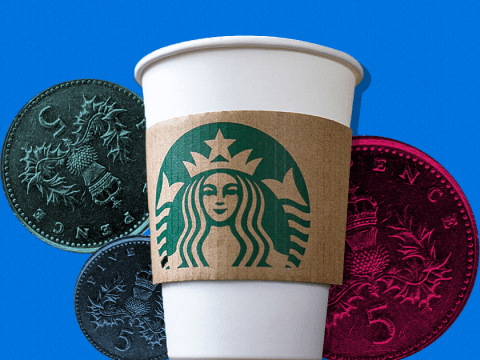 Starbucks will soon be charging London customers an extra 5p a cup