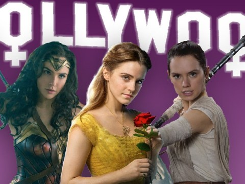 Female-fronted films smashed it at the box office in 2017