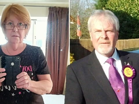 Ex-Ukip councillor charged with murdering his wife