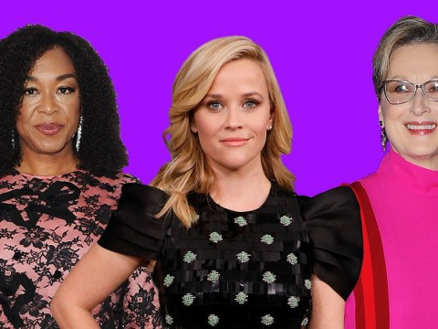 Meryl Streep, Reese Witherspoon and Shonda Rhimes join stars to fight against sexual harassment