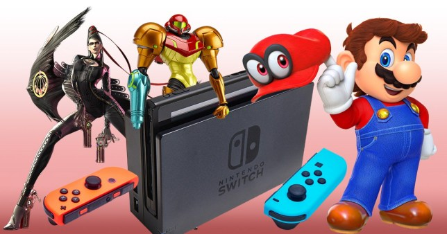 Nintendo Switch predictions for 2018: Metroid to Super Mario Odyssey