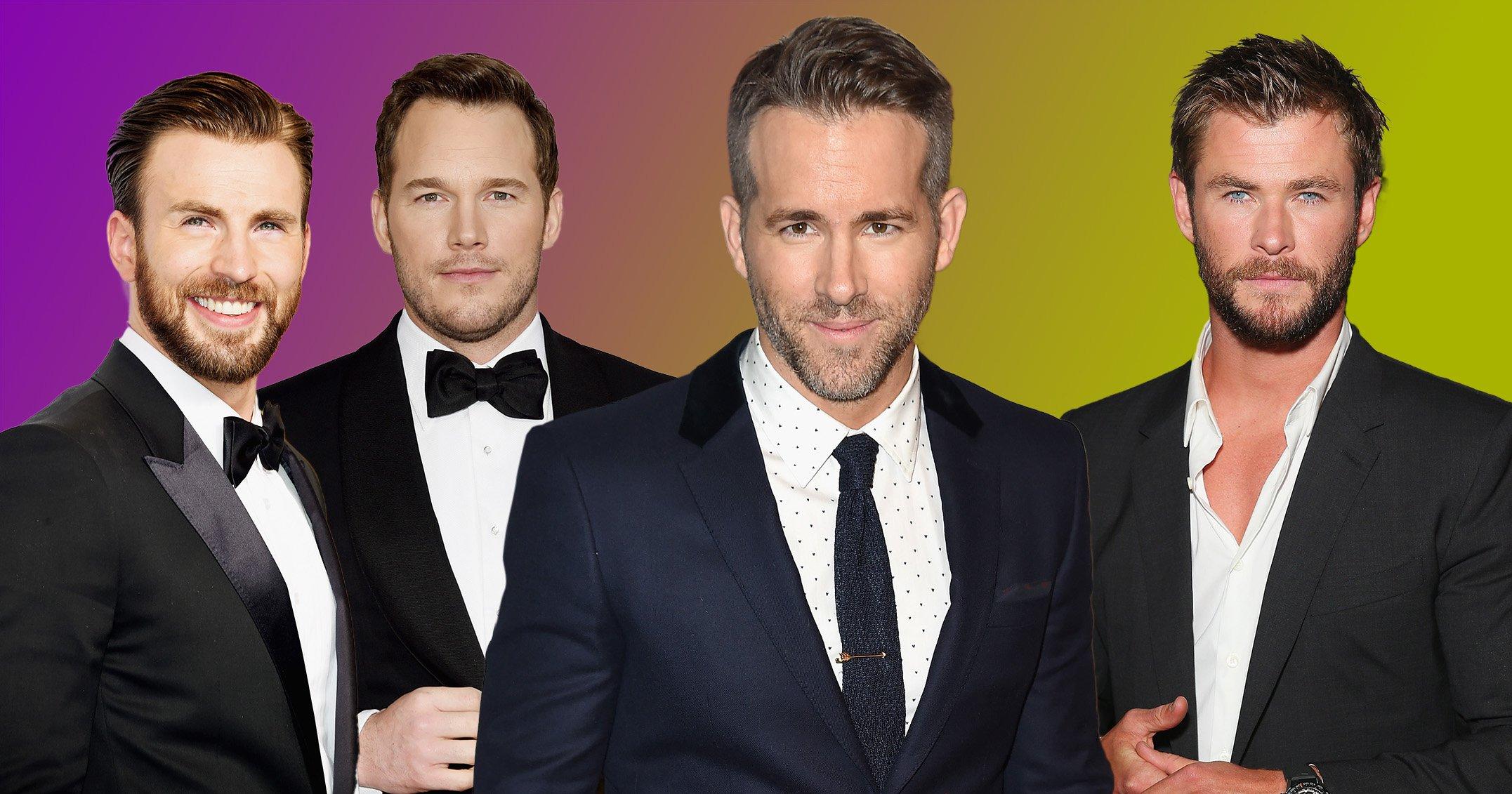 Ryan Reynolds wins Twitter (again) as he proclaims mancrush on Chris Hemsworth/Pratt/Evans