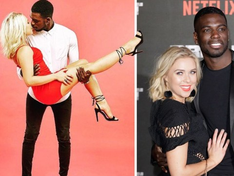 Love Island's Gabby Allen and Marcel Somerville look more loved up than ever as they celebrate his birthday