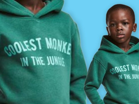 H&M accused of racism over children's hoodie